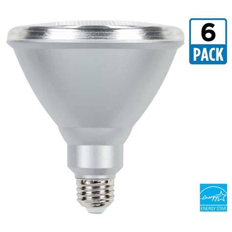 Outdoor Par38 Led Flood Lights Philips 90 Watt Equivalent Halogen Par38 Dimmable Indoor Outdoor Flood Light Bulb 2 Pack