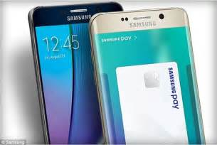 samsung pay plans to enable us shopping in 2016 daily mail