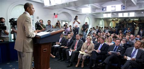 The Press Room by Retired Reporter Details Obama S The Record Profanity