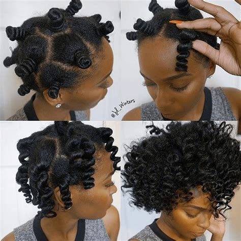 bantu knots on natural hair jasmine s bountiful bantu knot out curls