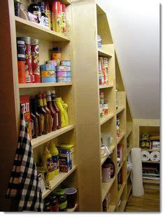 Pantry on Pinterest   Pantries, Under Stairs and Guitar