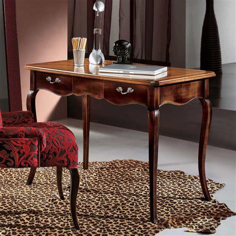 scrivania in ciliegio scrivania ciliegio 2 cassetti
