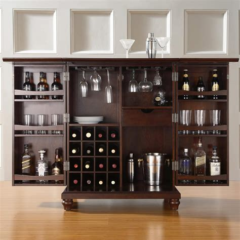 Design Your Kitchen Cabinets Online by 30 Top Home Bar Cabinets Sets Amp Wine Bars Elegant Amp Fun