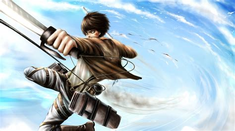 Attack On Titan Wallpaper Hd Collection For Free Download