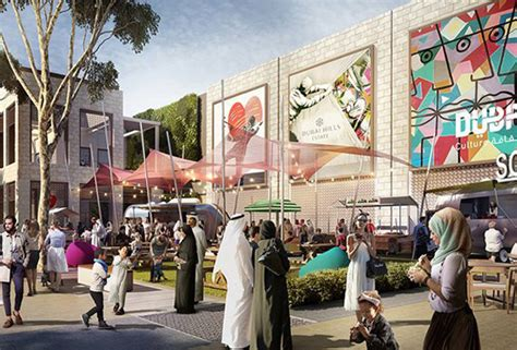 Home Floor Plans With Pictures by That S Right Dubai Is Getting Another Huge New Shopping Mall