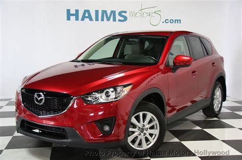 used mazda 2014 2014 used mazda cx 5 fwd 4dr automatic touring at haims