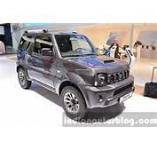 Suzuki Of Germany Has Presented The Jimny Ranger Special