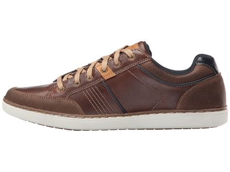 Sepatu Skechers Classic Fit skechers classic fit lanson rometo brown leather zappos free shipping both ways