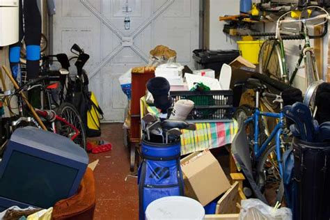 cleaning clutter spring cleaning your garage declutter your life with