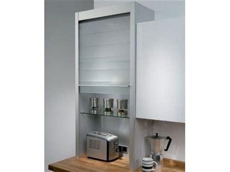 appliance cabinet roller door 9 best images about roller cupboards on pinterest versos