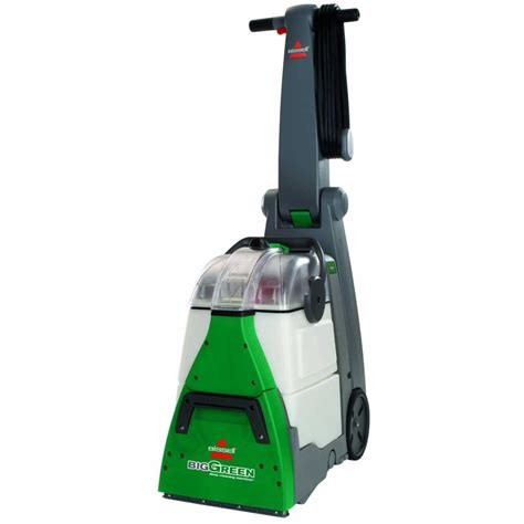 bissell carpet and upholstery cleaning machines bissell big green deep cleaning machine professional grade
