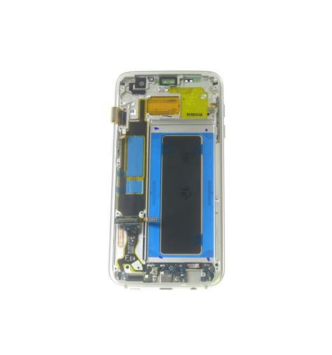 Lcdtouchscreen Samsung S7 Edgeoriginal Samsung Indonesia lcd touch screen front panel white original for samsung galaxy s7 edge g935f gh97 18533d