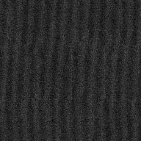 rib black ice peel  stick carpet tiles carpetmartcom