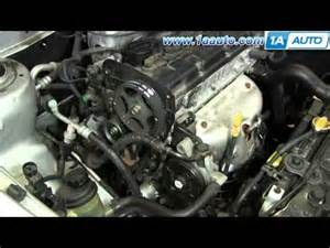 2006 Hyundai Elantra Water Part 2 How To Install Replace Timing