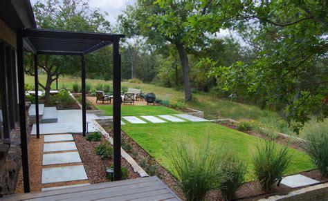 Landscape Architect Oklahoma City Country Garden Contemporary Landscape Oklahoma City