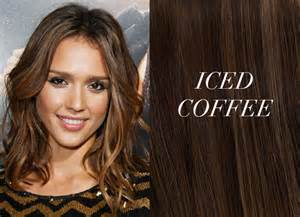 coffee brown hair color clip in hair extensions review my hair