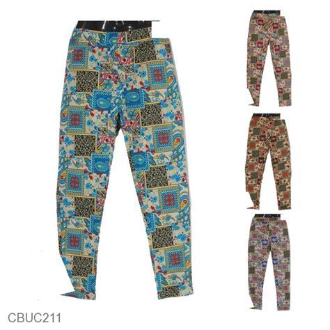 Celana Kulot Katun Stretch Motif Batik 013 celana stretch motif lukisan tembok bawahan rok murah batikunik