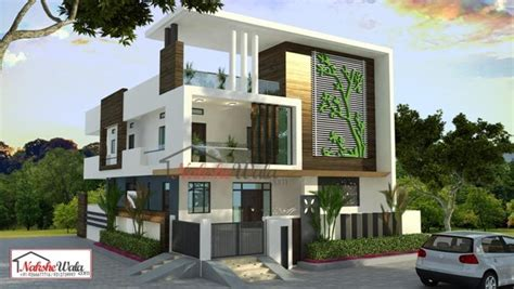 modern house elevation design contemporary house elevation modern designs for house india
