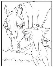 paarden kleurplaten printen vlairmatrassen