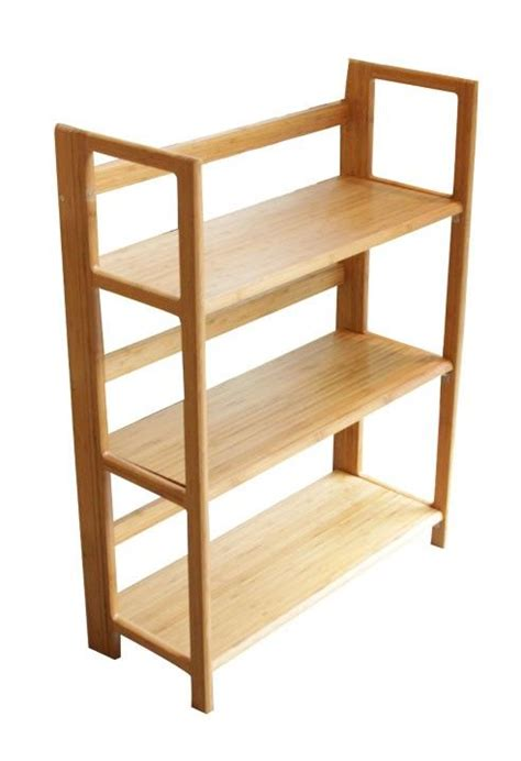 bamboo charging station bookcases bamboo and bookshelves