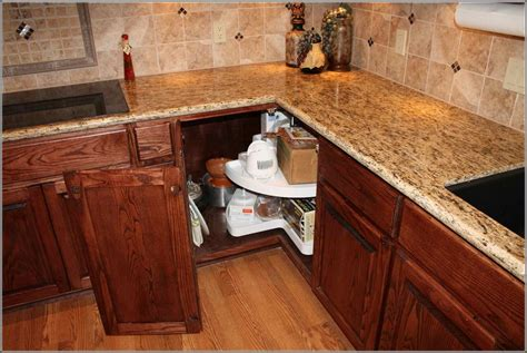 Kitchen Corner Cabinet Repair