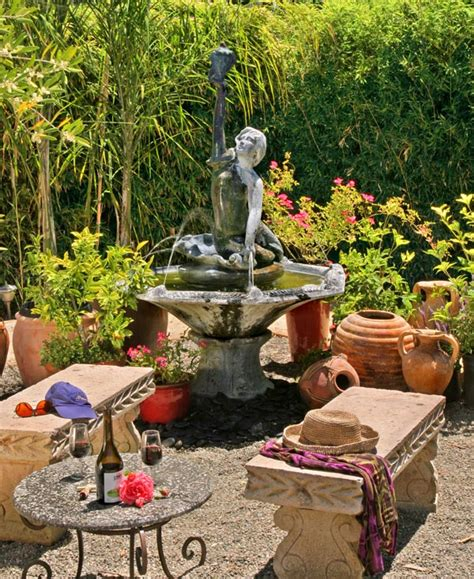 outdoor decor garden decor sonoma garden living