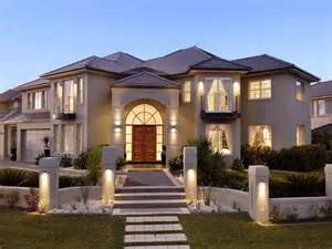 Home design luxury house contemporary narrow block duplex house