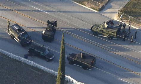 San Bernardino Search San Bernardino Shooting Who Are Married Shooters Syed Farook And Tashfeen Malik
