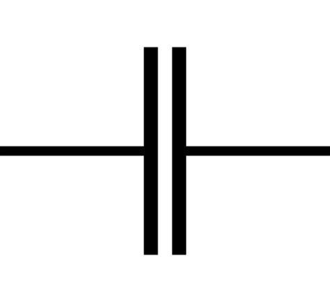 symbol of resistor and capacitor diode