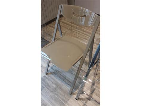 sedie ozzio ozzio sedia ripiego moderno
