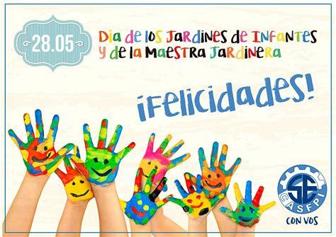 imagenes feliz dia jardin feliz d 237 a de los jardines de infantes y de las maestras