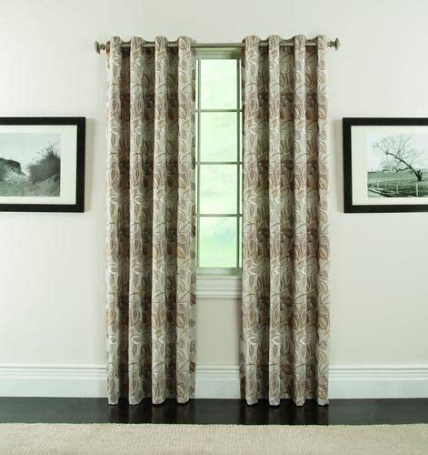menards drapes window accents ganset drapery panel 54 quot x 84 quot at menards 174