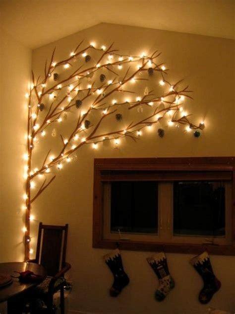 light tree on wall diy wall decor with lights gpfarmasi 146cbd0a02e6