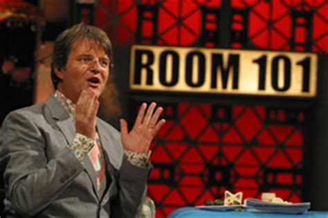 room 101 presenter list of things in room 101 comedy guide