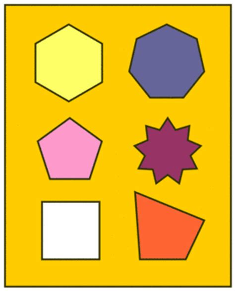 figuras geometricas undecagono figuras