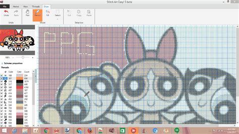 free needlepoint pattern maker software 8 best free cross stitch design software for windows