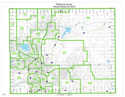 Seminole County Section 8 by County Oklahoma Section Map Pictures