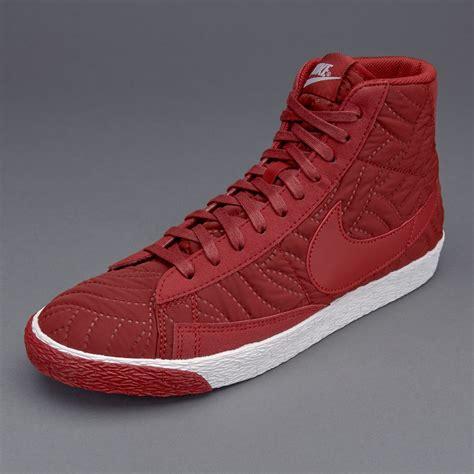 Sepatu Roda Merk Nike sepatu sneakers nike sportswear womens blazer mid premium se cayenne