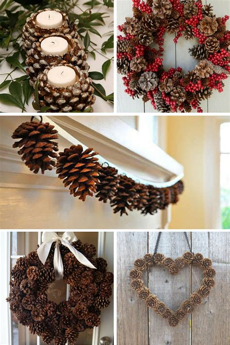 crafts with pine cones 15 pine cone craft projects for the nest