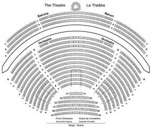seating for seating plans national arts centre