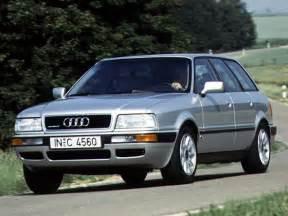 Audi 80 Dimensions Audi 80 Avant 2 8 E B4 1993 Parts Specs