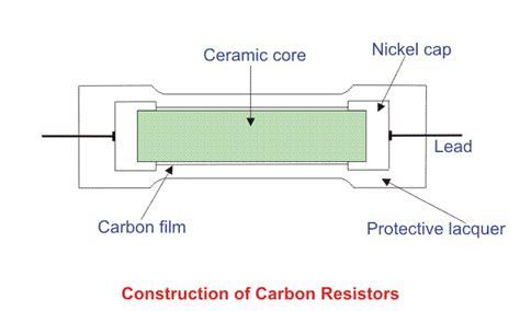 carbon composition resistor calculator carbon composition resistor electrical4u