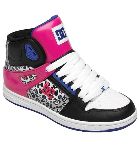 dc shoes dc shoes whit leopard leopard print