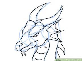 how to your dragons drawings how to draw a with pictures wikihow