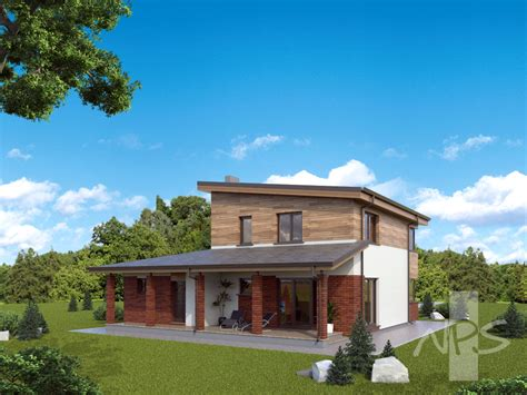 project house single storey houses with a loft project aleksas nps