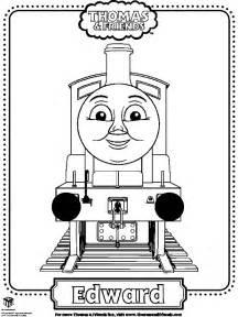 coloring books thomas friends edward locomotive print free download
