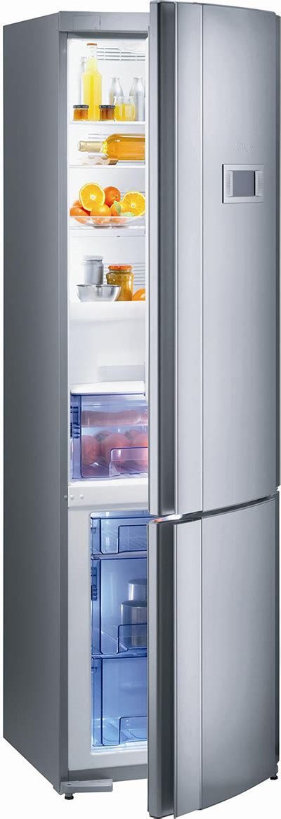 Gorenje Smart Fridge In A Table by Smart Refrigerator By Gorenje With Radio Voice Messaging