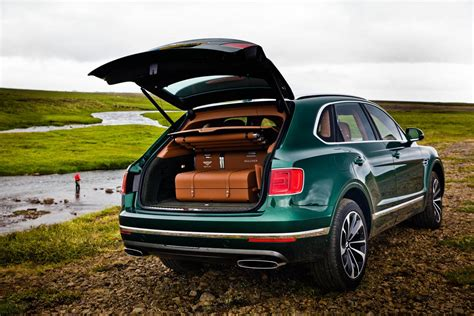 bentayga mulliner official 2016 bentley bentayga fly fishing by mulliner