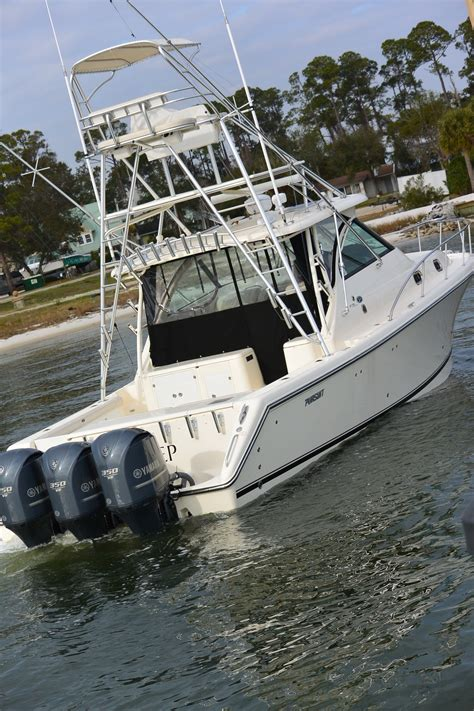 are pursuit boats good sold 2009 pursuit os375 w triple yamaha 350 s the