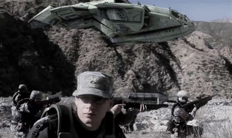 film called fallen halo the fallen live action fan film unveiled video